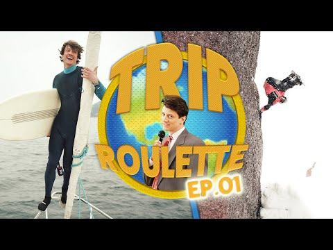 Trip Roulette Ep. 1—Corsica, Sailboats, Victor Daviet and Jerome Tanon