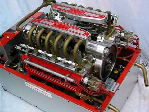 MotorConcept Flat 12V , FERRARI 512TR