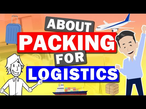 Packaging Optimization for International Transportation! What is the suitable packaging for Export?