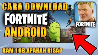 How to Download FORTNITE Android 100% successful!