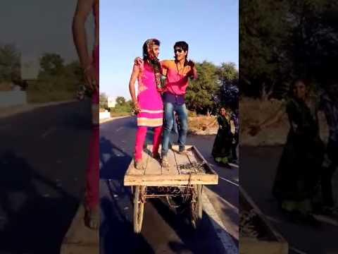 Komedi video of Gujarati song
