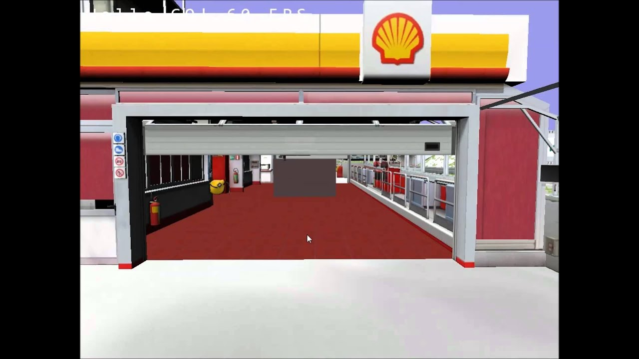 kNext Golang OpenGL 3D Engine - Test 1