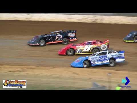360 Heat 2 and Late Model Heat Lake Ozark Speedway 7-14-18