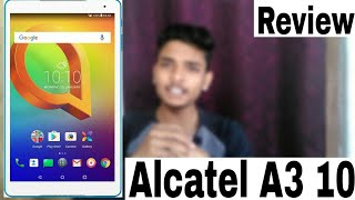 Alcatel A3 10 tablet || Detailed review.