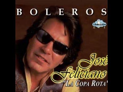 La Copa Rota - Jose Feliciano - Karaoke