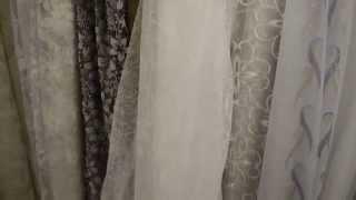 Тюль органза. 4737. Декор - крупные цветы. Тюль, пошить тюль в городе Украинка.(http://rodus.com.ua/ http://rodus.com.ua/tyul/4404/tyul-68-detail.html Салон-магазин штор, гардин и ламбрекенов Изумруд, предлагает шторные..., 2015-01-19T10:53:41.000Z)