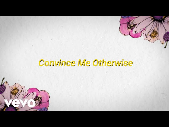 Maroon 5 - Convince Me Otherwise ft. H.E.R. (Official Lyric Video)