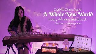 "(ZAYN, Zhavia Ward) A Whole New World (From ""Aladdin"") - Olivia Lin Guzheng Cover"