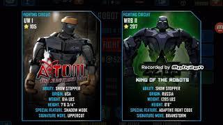 Real steel (çelik yumruklar )  Zeus vs Atom