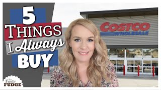 5 Things I Always Buy At Costco || Favorite Costco Items & Tips