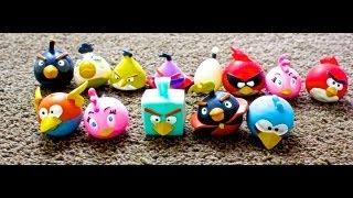 EPIC Angry Birds Mash