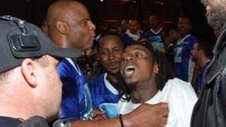 Lil Wayne ataca al Chino Maidana