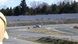 2009年全日本ジムカーナ選手権、開幕戦 備北ハイランド 車両:DL...