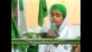 Naat e Mustafa - Bhar Lo Karam Nal Jholiyan - Naat Khawan of Madani Channel