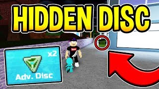 HOW TO GET HIDDEN ADVANCED DISCS IN LOOMIAN LEGACY (Roblox)