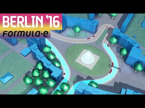 Inside Formula E: Creating A Street Circuit In Central Berlin