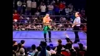 Lance Storm V Balls Mahoney Lance Storm ECW Debut
