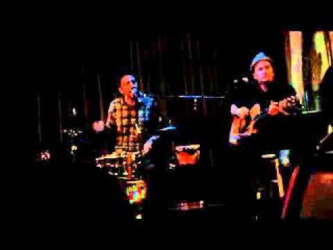 rich pagano+the sugarCane cups 'Rearview St jude' Live Acoustic 10/22/10