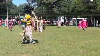 kickapoo pow wow kansas tribe