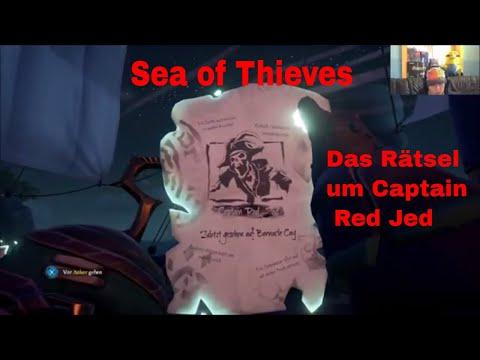 Das Rätsel um Captain Red Jed#Sea of Thieves#1#PC Let´s play Deutsch/German