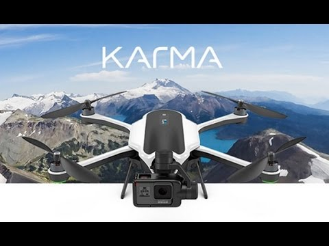 Gopro Karma Drone - Watch before you buy!