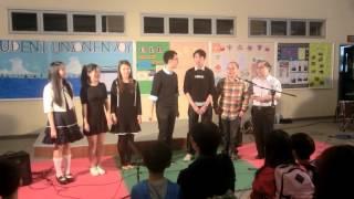 聖公會林裘謀中學開放日2016 - 校友合唱演出 (2)