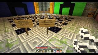 Minecraft прохождение карты