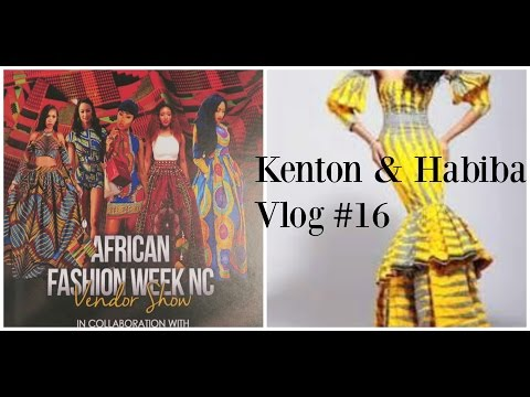 African Fashion Show. Medical Doctor turned Hair Stylist ! Vlog 16