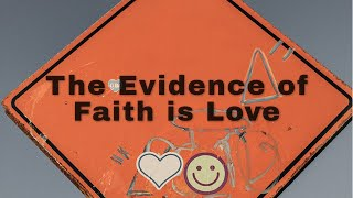 """""""The Evidence of Faith is Love"""" Brother IKE Rock of Ages AOG"""