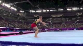 Fabian Hambüchen Floor - 2015 Baku Qual. - 15.033 Video