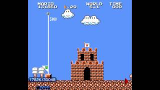 Super Mario Bros.: The Lost Levels (Human Theory TAS) in 7:54.34