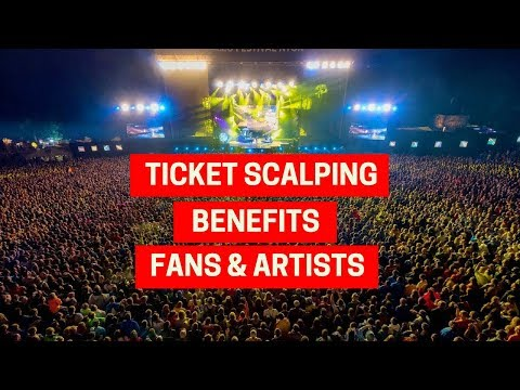 Why Ticketmaster and StubHub are good for fans and musicians Mp3