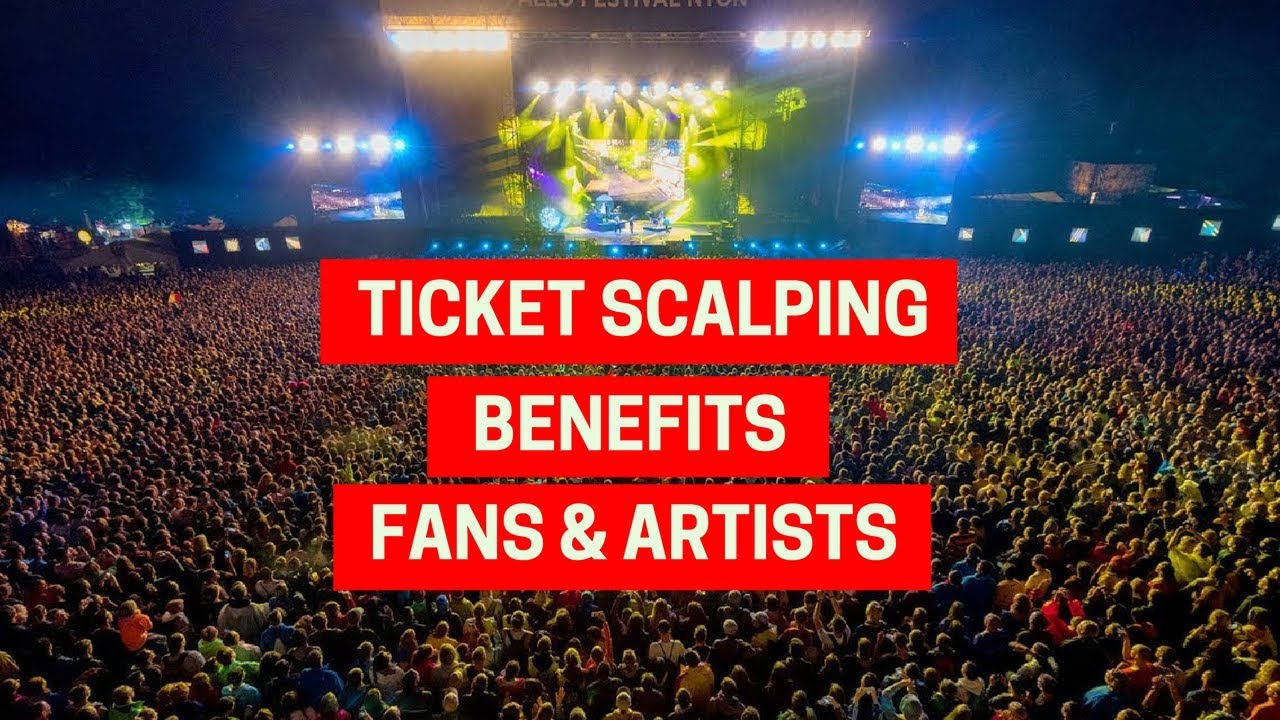 Why Ticketmaster and StubHub are good for fans and musicians