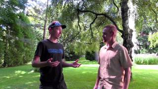 Dakota Jones Pre-2014 TNF Ultra-Trail du Mont-Blanc Interview