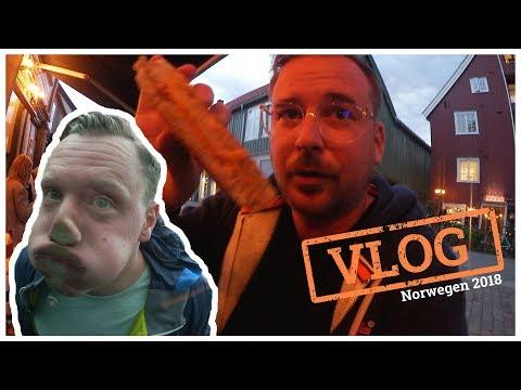 VLog Norwegen - Ein teurer Spaß in Trondheim