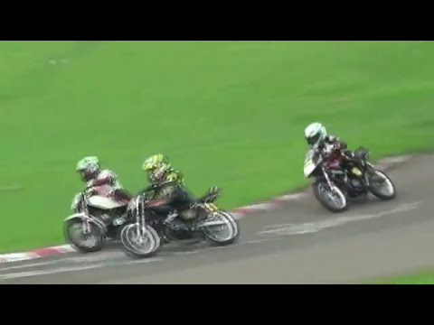 RXZ VS RX KING VS NINJA CRASH / ACCIDENT