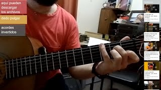 Tocar Bordoneos (tutorial 1) - Jesús Amaya...