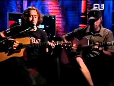 Rise Against - Anywhere But Here Acoustic (live at Steven's Untitled Rock Show)
