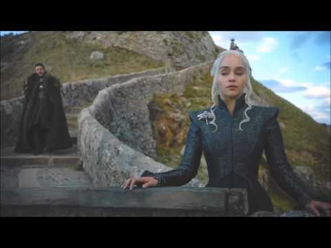 Daenerys Notices A Similarity Between Jon Snow and Rhaegar Targaryen