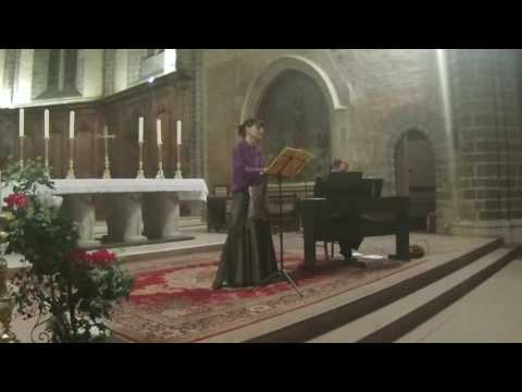"""""""Pie Jesu"""" extrait de Requiem de Fauré"""