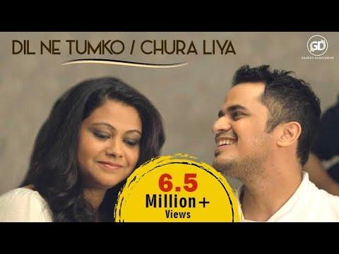 Chura Liya / Dil Ne Tumko - Gaurav Ft. Orunima | Mashup | Mohammed Rafi | Asha Bhosle | Shaan