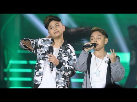 Adexe y Nau cantaron