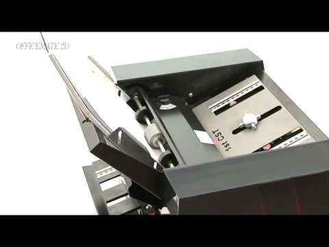 เครื่องพับปิดผนึกอัตโนมัติ Welltec system รุ่น OM_2D