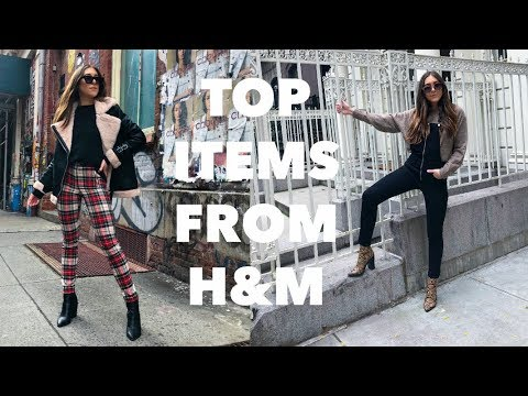 FALL ITEMS I AM LOVING FROM H&M 2018 || H&M CLOTHING HAUL