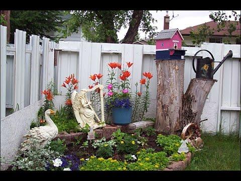 A Flower Garden For Corner Es