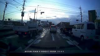国道431号・皆生温泉→米子東IC