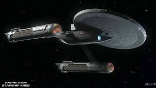 Star Trek's Finest Federation Starship USS Ares (NCC-1650)