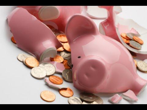 Banks Charging Fees to Deposit Money!  NEGATIVE INTEREST RATES