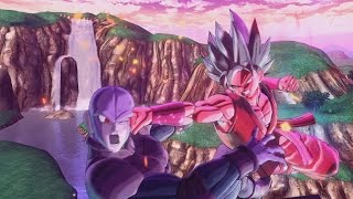Dragon ball xenoverse 2 pc mod - ssgss kaioken goku gameplay (1080p) 60 fps