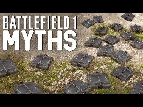 Maximum Explosives (Battlefield 1 Mini Myth)